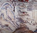 Tomb of Northern Qi Dynasty in Jiuyuangang, Xinzhou, Mural 20.jpg