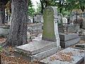 Tombe Émile GIGAULT De La BEDOLLIERE et Lucien GIGAULT De La BEDOLLIERE - Cimetière Montmartre.JPG