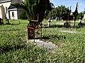 Tombe d'enfants au cimetière Saint-Martin de Biarritz 02.jpg