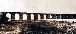Tongji Bridge (Jinhua), late Qing Dynasty.jpg