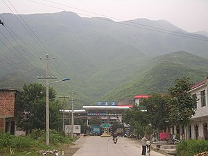China National Highway 106 - Near junction with G316 in Tongshan County, Hubei