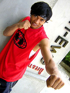 Tony Jaa Thai stunt actor