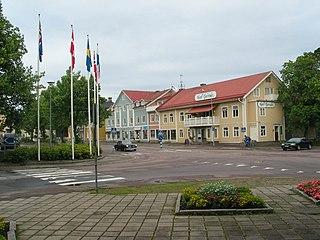 Torsby Place in Värmland, Sweden