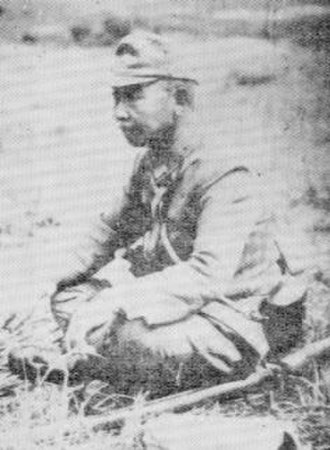 Koli Point action - Japanese Colonel Toshinari Shōji