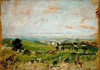 Toulouse-Lautrec - CELEYRAN, VUE DES VIGNES, 1880, MTL.14.jpg