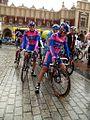 Tour de Pologne 2012, Przed rozpoczęciem etapu (7718920268).jpg