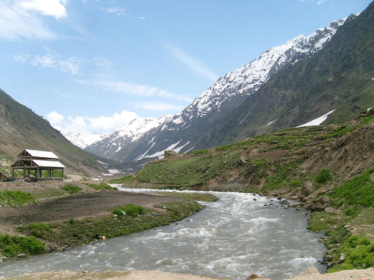 River: Kunhar River