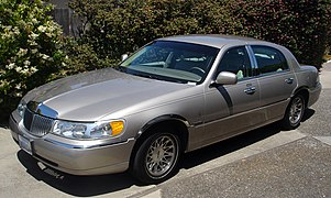[ANLQ_8698]  Lincoln Town Car - Wikipedia | 94 Lincoln Continental 3 8l Wiring Diagram |  | Wikipedia