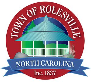 Rolesville, North Carolina - Image: Town Logo
