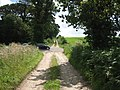 Track from Marble Hill crosses Metton - Cromer Road - geograph.org.uk - 510123.jpg