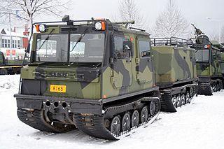 Sisu Nasu Type of All-terrain transport vehicle