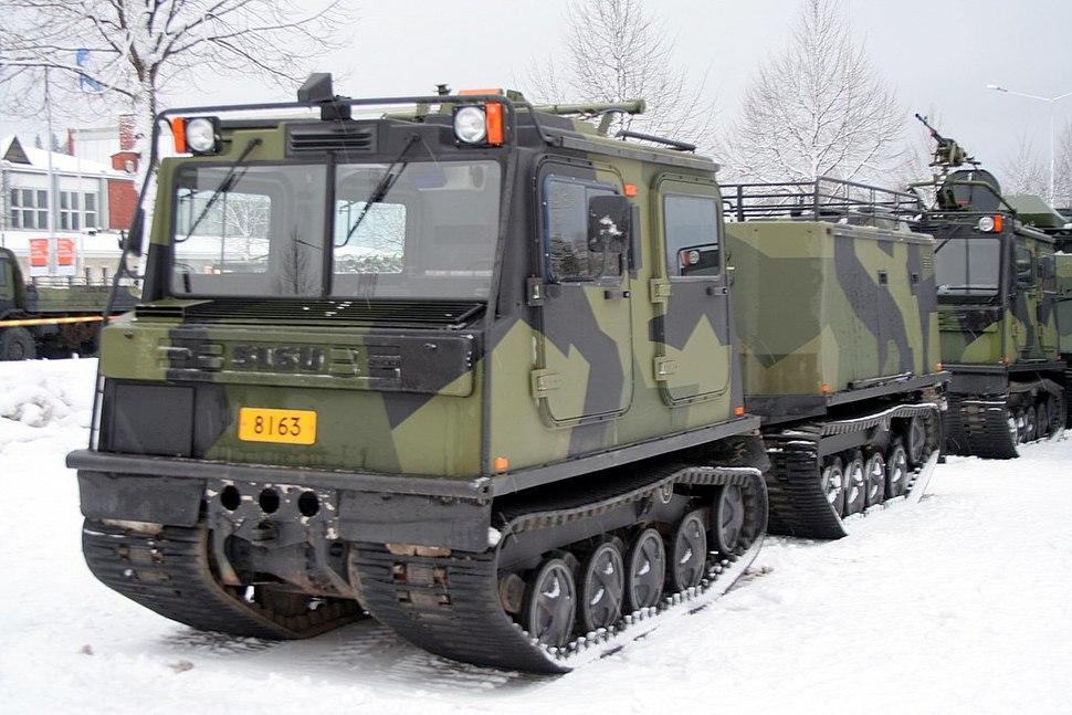 Tracked transport vehicle Sisu NA 110.JPG