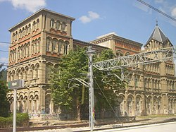 Train station - Ripoll 02.JPG
