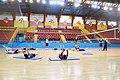 Training of the volleyball team of Espérance sportive de Tunis- entraînement de l'équipe volley-ball de l'Espérance sportive de Tunis-تمارين فريق الترجي الرياضي التونسي للكرة الطائرة photo2.jpg