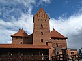 Trakai Castle, Lithuania (4956372005).jpg