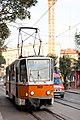 Tram in Sofia mear Macedonia place 2012 PD 002.jpg