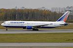 Transaero, EI-UND, Boeing 767-3P6 ER (22148184196).jpg