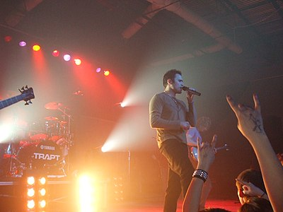Picture of a band or musician: Trapt