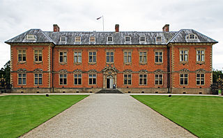 Tredegar House 17th-century country house in Coedkernew, Newport, Wales