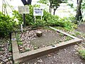 Trig Point 1st class Renkouji vill Japan.JPG