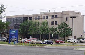 Trillium Health Partners - Image: Trillium Health Centre West Toronto