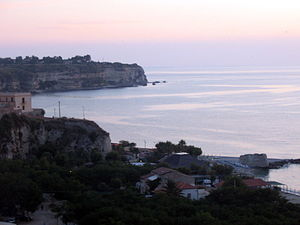 Toxic waste dumping by the 'Ndrangheta - Calabrian coast