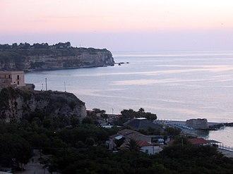 Toxic waste dumping by the 'Ndrangheta - Calabrian coast