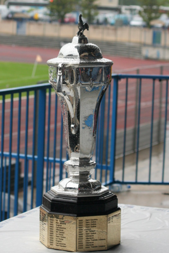 Lord Derby Cup - The Lord Derby Cup trophy