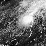 Tropical Depression Amang on April 5, 2011 at 0032 UTC.jpg