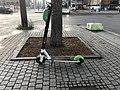 Trottinette électrique Lime en libre-service à Lyon.jpg