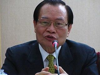 Tseng Yung-fu Taiwanese politician