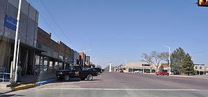 Tulia, Texas - Image: Tulia, Texas