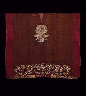 Tunic - Tunic (Uncu), ca. 17th century, made in Peru, Brooklyn Museum