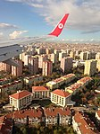 Turkish Airlines above Istanbul.jpg