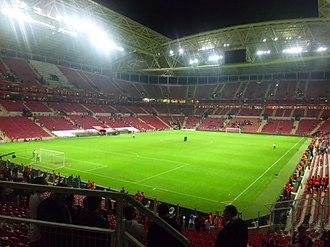 2013 FIFA U-20 World Cup - Image: Turktelekomarena tr aze