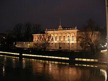 Il palazzo comunale di Turku
