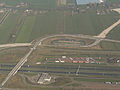 Tussen Utrecht en Woerden, snelweg en afslag 2014-03-09 10.30.jpg