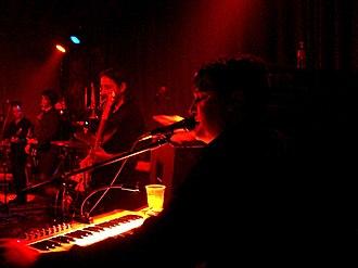 The Twilight Singers - Image: Twilight Singers Orlando 1