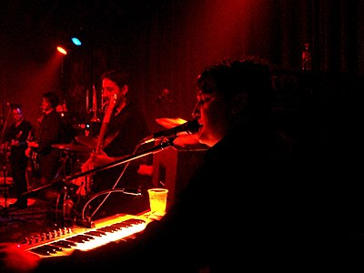 Picture of a band or musician: The Twilight Singers