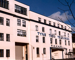 ITV Tyne Tees - Two converted warehouses provided the base for Tyne Tees on City Road until 2005.