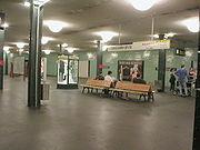 U-Bahn Berlin Alexanderplatz1