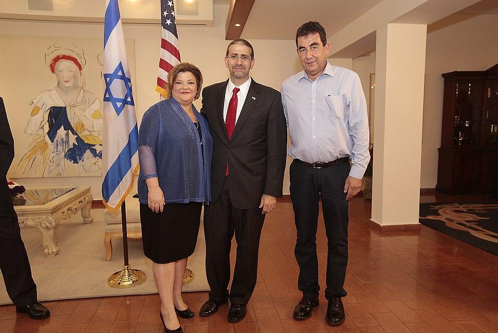 U.S. Embassy in Israel. July 4th 2015 (19190996589)