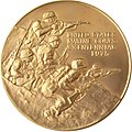 U.S. bronze commem Marine Corp (reverse) (837055329).jpg
