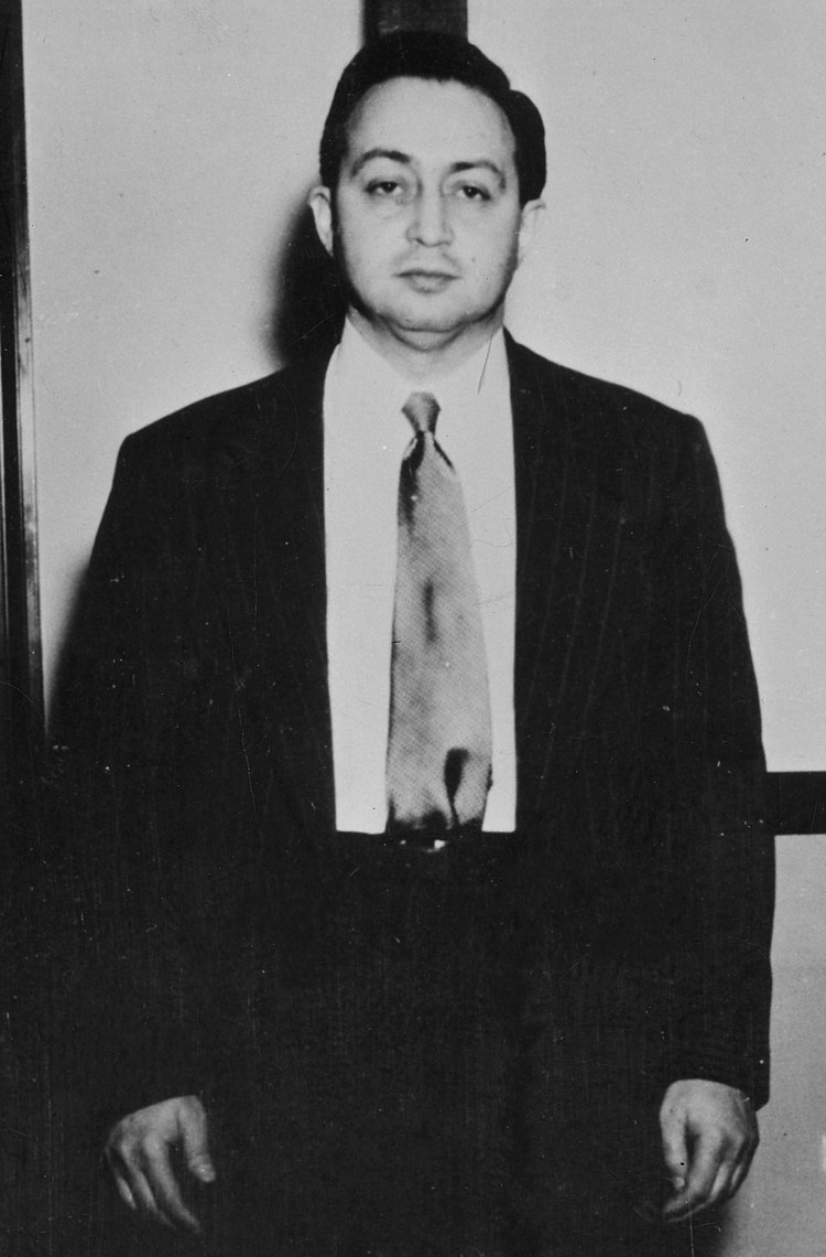 U.S. vs. Julius & Ethel Rosenberg and Martin Sobell, Government Exhibit 5, photograph of Harry Gold