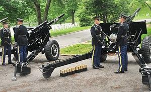 Presidential Salute Battery