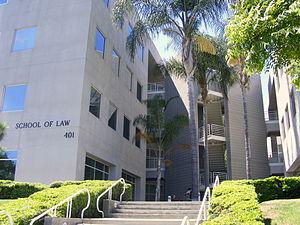 University of California, Irvine School of Law - Image: UC Irvine School of Law entryway