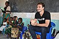 UNICEF Mats Hummels in Malawi.jpg
