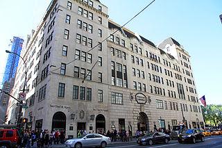 Bergdorf Goodman Department store in New York City, New York, United States