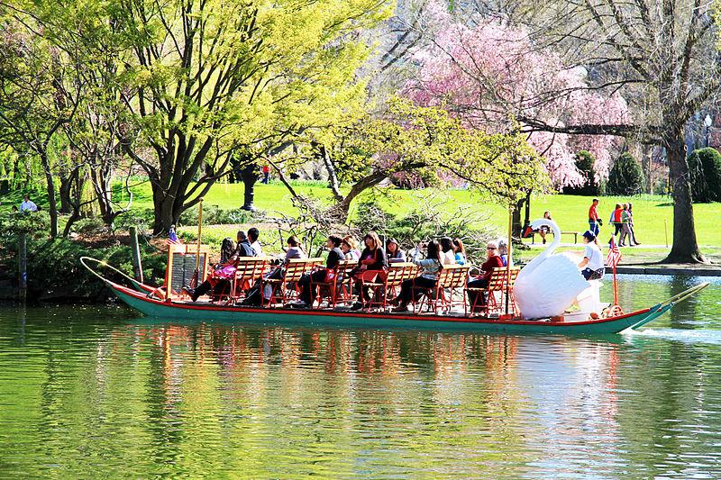 File:USA-Swan Boats0.jpg