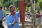 USAID, Red Cross Support Disaster Response Drill in Duy Hoa Commune, Quang Nam Province (8248496707).jpg